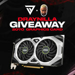 Win an RTX 2070 Graphics Card from Draynilla