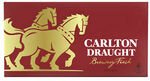 [eBay Plus] Carlton Draught Beer 24x 375ml Bottles $39 Delivered (Was $50) @ CUB eBay (NSW, VIC, ACT)