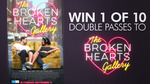 Win 1 of 10 Double Passes to The Broken Hearts Gallery Worth $40 from Seven Network