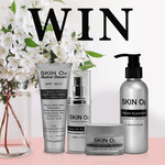 Win an Anti-Ageing Pack from Skin O2