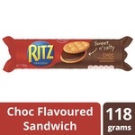 Ritz Sweet N Salty Choc Flavoured Sandwich Crackers Buy Any 2 for $1.50 (Save $1.50) @ Coles