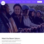 [SA] Free Beam Scooter Rides 5-11PM