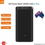 Xiaomi Power Bank 3 Pro 20000mAh USB-C $41.95, ZMI QB815 15000mAh $38.95 + Delivery @ Shopping Square