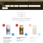 10% off Site Wide (Free Shipping over $49) @ Vittoria Coffee
