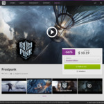 [PC] DRM-free - Frostpunk - $11.89 (was $34.95) - GOG
