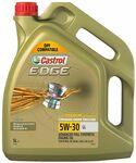 35% off Castrol Edge Full Synthetic 5L 5W-30 LL $51 @ Repco