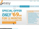 iEasy Online Accounting Software Special Offer (Save 70%)