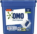 Omo Laundry Dual Capsules Front & Top Loader 30 Pack Sensitive/Active $8/$9 + Delivery ($0 with Prime/ $39 Spend) @ Amazon AU