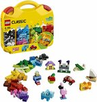 LEGO Classic Creative Suitcase 10713 Playset Toy - $18.63 + Delivery ($0 with Prime/ $39 Spend) @ Amazon AU