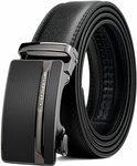 Bostanten Leather Belt (Waist Size 31-45) $17.49 + Delivery ($0 with Prime/ $39 Spend) @ Bostanten via Amazon AU