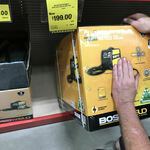 Bossweld M150 Gas/Gasless MIG Inverter Welder $199 (Was $398) in-Store Clearance Stock Only @ Bunnings