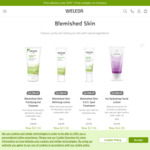 20% off Blemished Skin and Iris Hydrating Facial Care @ Weleda