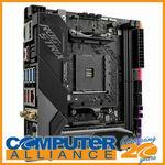 [eBay Plus] ASUS AM4 Mini-ITX ROG Strix X570-I Gaming $359.10 Delivered @ Computer Alliance eBay