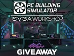PC Building Simulator EVGA Workshop Giveaway