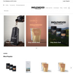 Up to 60% off Coffee, Free VIC Shipping, Free Shipping with $50 Spend @ Inglewood Coffee Roasters