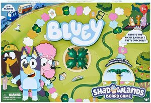 Bluey Shadowlands Board Game $7.19 (RRP $22.73) + Delivery ($0 with Prime/ $39 Spend) @ Amazon AU