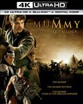 The Mummy Ultimate Trilogy 4K $30.90 + Delivery (Free with Prime over $49) @ Amazon US via AU