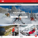 30% off (Excludes Sale Items) + Delivery ($0 with $250 Spend) @ Helly Hansen