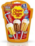 Chupa Chups 3D Fizzy Drinks 6 Lollipops 90g (Min Order 3) $1.91 ($1.72 S&S) + Delivery ($0 with Prime/ $39 Spend) @ Amazon AU