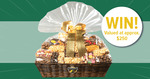 Win The Ultimate Indulgence Gift Hamper for Father's Day Worth $250 from Charlesworth Nuts