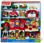 Little People Caring for Animals Farm Ultimate Gift Set $69 + Delivery @ BIG W / Delivered with eBay Plus @ BIG W eBay