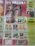 24 Cans of Dr Pepper or Cherry Coke for $15 @ Lakeside IGA (WA)