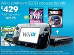 $429 for Wii U Premium + Zombieu or Just Dance 4 at Target (Starts Thurs 24th Jan)