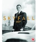 Skyfall - Limited Edition Steelbook (Blu-Ray + DVD + Digital Copy) [NTSC] ~$28.49