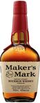 Maker's Mark Bourbon 700ml $36.85 at Dan Murphy's Bunbury WA $38.80 Elsewhere