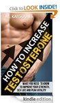 [FREE KINDLE eBooks] Increase Testosterone, Strength Training, Dubai, Irish Whiskey +More (Save $150)