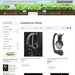 50% off Brainwavz Zirconia/Peridot Headphone Stand - $13.25 USD, or $19.75 USD Delivered
