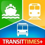 TransitTimes+ Trip Planner, Live Tracking, Maps & Offline Schedules for $0.99 at Amazon AppStore