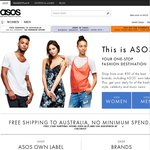25% OFF Full Priced Items at ASOS for 3 Days