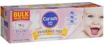 Curash Baby Wipes Fragrance Free 10*80pk $13.50 Was $29.03 Woolworths Online Only, Limited Areas