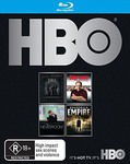 HBO Blu-Ray Starter Collection (4x HBO Full First Series) - $64.98 @ JB Hi-Fi