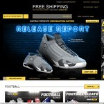 20% off Orders over $99 at Eastbay until The 6th