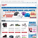 Amart Sports - 25% off Full Priced Items Storewide, Instore Only
