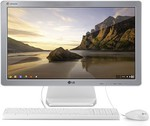 "LG 21.5"" FHD IPS All-in-One Chrome Desktop Computer with Mouse and Keyboard $399 @ Kogan"