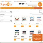 20% off BPI Supplements at Suppsrus.com.au with Free Shipping Australia Wide @ Supps R Us