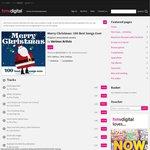 12 FREE Christmas Songs by Frank Sinatra, Elvis Presley, Dean Martin, The Platters @ HMV