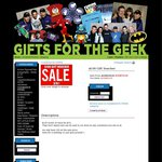 Gifts for The Geek $100 Gift Card for $70 First 100 People