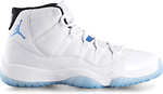 Nike Air Jordan Retro 11 - Legend Blue ($240) from Catch Of The Day