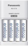 Eneloop Quick Charger + 4 AA Batteries $28 @ Dick Smith (Pick up Available)