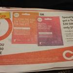 $1 Telstra Pre-Paid $30 SIM Starter Kit When Spending $30 Instore @ Coles