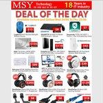 MSY Deals - Intel 730 SSD 240GB $155, NetComm Powerline ACPassthru + Wi-Fi $89, Logitech M325 $15 + More