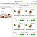 Majans Mixed Nuts Half Price $1.65 (Save $1.65) Woolworths Online (In Store too)