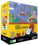 Nintendo Wii U Premium Mario Maker Console - $319.2 (Was $399) + Free Shipping @ Target eBay