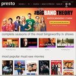 6 Months of Free Presto