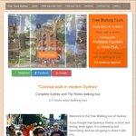 Free Walking Tours of Sydney