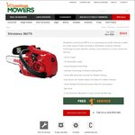 Shindaiwa Chainsaw 360TS, Now $569 (Save $180), Pickup in-Store Only VIC @ Hastings Mowers